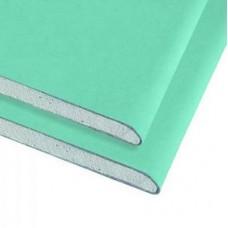 ГКЛВ Даногипс (1.2х2.5) 12.5 мм. зеленый 52в пачке