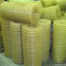 Сетка кладочная стеклопластик (25х25; 1м х 75 м)