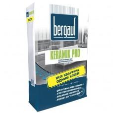 BERGAUF Клей усилен./д.керам.плитки Keramik PRO 25 кг.56 в паллете