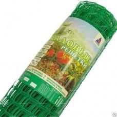 Садовая решетка 50*60 10м. зеленая