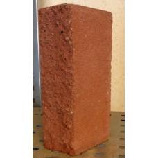 Декоративный кирпич колотый 190х90х56 красный  (576шт. подон) 1 шт.50 шт в м2