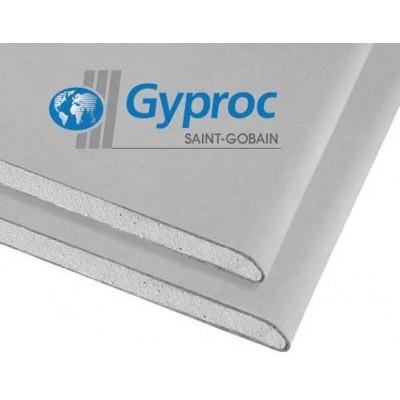 ГКЛ Gyproc (1.2х2.5) 12,5 мм. (Польский)