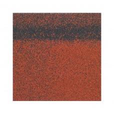 Шинглас конек 12м/карниз 20м (5м2/уп) красный