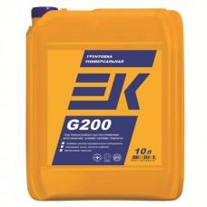 Грунтовка ЕК G 200 (10л.)