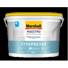 «Marshall Maestro» Белый Потолок Люкс 2,5л