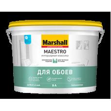 Краска «Marshall Maestro» — интерьерная классика 2,5 л