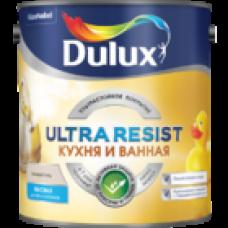 Dulux Ultra Resist Кухня и Ванная  2,5л