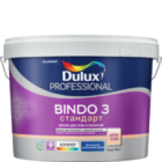 Интерьерная краска для стен и потолков Dulux Bindo 3  2,5л