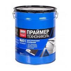 Праймер битумный готовый ТЕХНОНИКОЛЬ 20л.