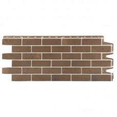 DOCKE Панель фасадная Berg (коричневый) 461*1127, 0,44м2