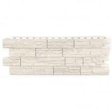 DOCKE Панель фасадная Stein (молочный) 426*1196, 0,44м2