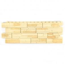 DOCKE Панель фасадная Stein (янтарный) 426*1196, 0,44м2