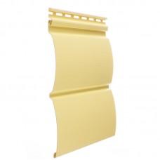 Сайдинг Blockhaus лимон DOCKE 240*3660 0,88м2