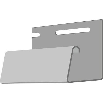 DOCKE J-профиль фасадный (агатовый) 3,05м