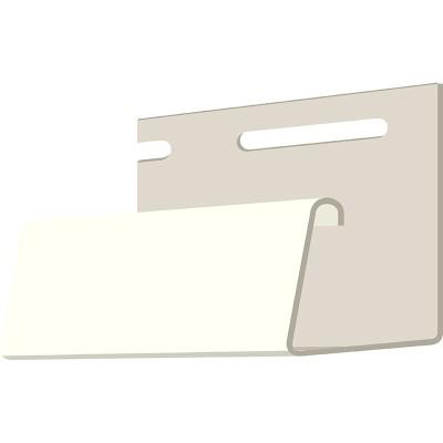DOCKE J-профиль фасадный (Палевый) 3,05м