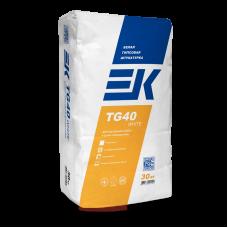 Штукатурная смесь TG-40 White  (15кг.) СРЕДНИЙ