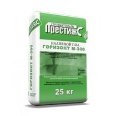 """Наливной пол """"Горизонт"""" М-300 (25кг.)"""