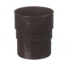 Муфта соединительная шоколад D=85 DOCKE