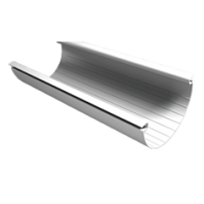 Желоб водосточный Vinil-On D=125 3м белый